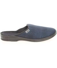 Befado pánské pantofle 089M166 modré