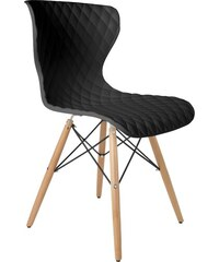 Zuiver Židle Crow Beech Black