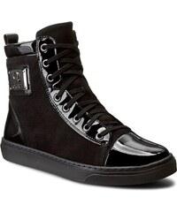 Sneakersy QUAZI - TUNA-02 Černá