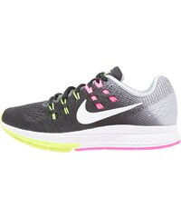 Nike Performance AIR ZOOM STRUCTURE 19 Laufschuh Stabilität schwarz/grau