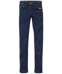 S.OLIVER RED LABEL JUNIOR RED LABEL Junior Jeans in sehr schmaler Form für Mädchen blau 128,134,140,146,152,158,164,170,176