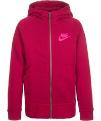 Nike Performance MODERN Sweatjacke noble red/hyper pink
