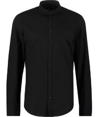 Seidensticker Uno Super Slim SLIM FIT Hemd schwarz
