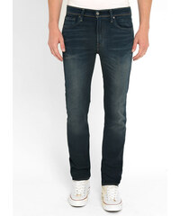 LEVI'S Jeans 512 Skinny Tapered Dusty Blue Black
