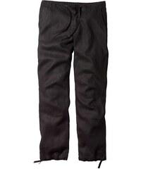 bpc bonprix collection Lněné kalhoty Regular Fit Straight bonprix