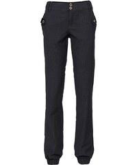 RAINBOW Kalhoty s úzkými proužky bonprix