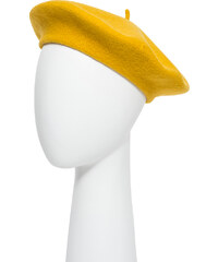 Béret jaune Le béret français