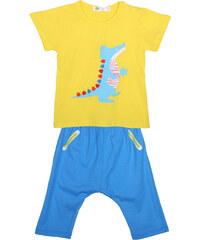 Lesara Kinder-Pyjama mit Dinosaurier-Print - 92