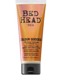 Tigi Bed Head Colour Goddess Conditioner 200ml Kondicionér na barvené, poškozené vlasy W Pro barvené vlasy