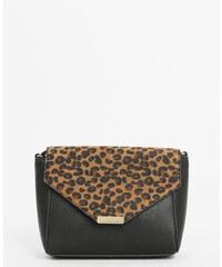 Pimkie Boxy-Tasche mit Leoparden-Motiv