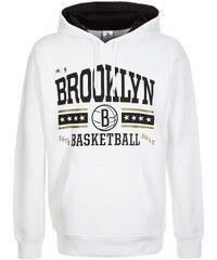 adidas Performance Brooklyn Nets Washed Kapuzenpullover Herren