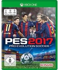 Konami XBOX One - Spiel »PES 2017«
