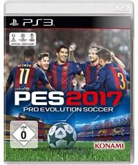 Konami Playstation 3 - Spiel »PES 2017«