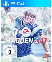 Electronic Arts Playstation 4 - Spiel »MADDEN NFL 17«