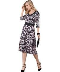 Lady Jersey-Kleid mit Stretch-Anteil