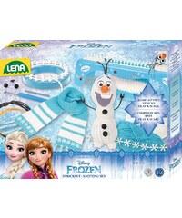 LENA® Handarbeitsset, »Disney Frozen,Strickset 2in1«