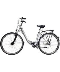 HAWK Citybike (Damen) »Green City Plus, 26 Zoll / 28 Zoll«, SRAM Nabenschaltung 3 Gang, Rücktrittbremse