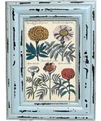 DCGS Vintage pudrově modrý fotorámeček