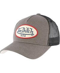 Von Dutch Casquette Casquette Trucker Grise Usa