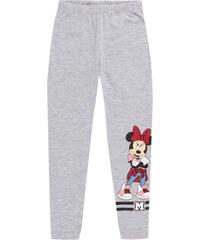 Disney Minnie Leggings grau in Größe 104 für Mädchen aus 95% Baumwolle 5% Elastan