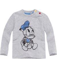 Disney Mickey Langarmshirt grau in Größe 3M für Jungen aus 100% Baumwolle