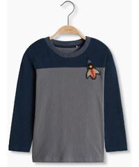 Esprit T-shirt à manches longues colorblock