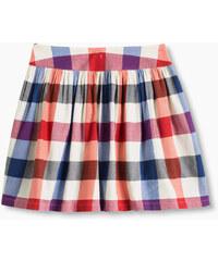 Esprit Károvaná sukně z flanelu, 100% bavlna