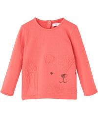 MANGO BABY Sweater Coton Brodé