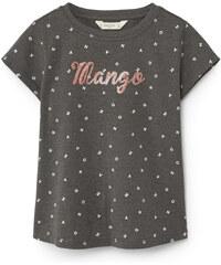 MANGO KIDS T-Shirt Logo En Coton