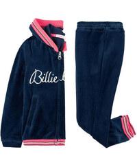 Billieblush Sweatshirt und Jogginghose aus Velours