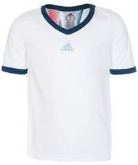 adidas Performance Multifaceted Pro Tennisshirt Kinder weiß 128,140,152,164,170