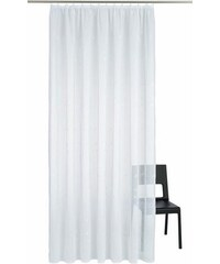 Gardine Fanette nach Maß VHG weiß 1 (Höhe: 175 cm),2 (Höhe: 225 cm),3 (Höhe: 245 cm)