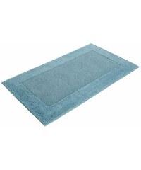 MÖVE Badematte Loft Höhe 22 mm Baumwolle beidseitig verwendbar blau 3 (60x100 cm)