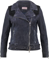 Ibana AFTER EIGHT Lederjacke feeling blue/black