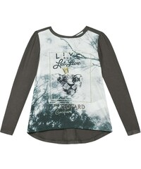 3 Pommes Top - gris chine