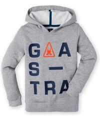 Gaastra Hoodie Nipper Boys gris Garçons