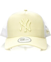 New Era Trucker - Casquette de baseball - jaune
