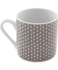 Guy Degrenne Romy - Lot de 6 tasses à café - gris