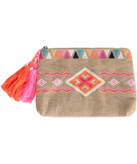 Seafolly Damen Handtasche / Kosmetiktasche Carried Away Mexican Summer Clutch