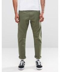 Nike SB - Ftm - Grüne Chinos mit 5 Taschen 685949-222 - Grün