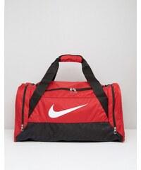 Nike - Brasilia 6 - Sac polochon de taille moyenne - Rouge BA4829-601 - Rouge
