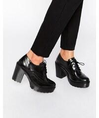 Bronx - Chaussures à gros talons - Noir