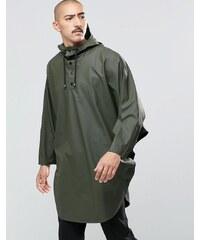 Rains - Poncho imperméable - Vert - Vert