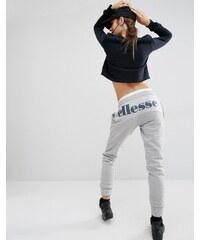 Ellesse - Pantalon de survêtement ajusté avec logo à l'arrière - Vert