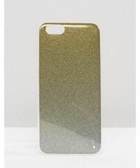 Signature - Glitzernde iPhone 6-Hülle - Gold