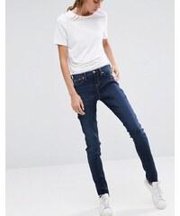 Ditto's - Mary - Enge Jeans mit mittelhohem Bund - Schwarz