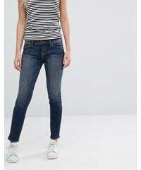 Ditto's - Selena - Enge Jeans mit mittelhohem Bund - Blau