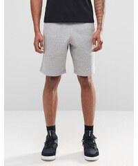 adidas Originals - AZ1104 - Short en jersey à logo trèfle - Gris