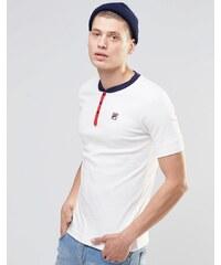 Fila Vintage - T-shirt style rétro - Blanc