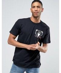New Love Club - T-shirt motif ours - Blanc